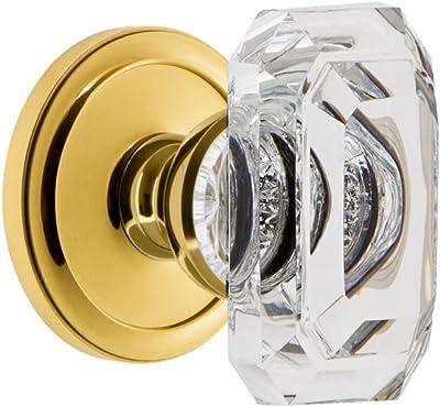 Baldwin 5080.112.FD Solid Brass Door Knob