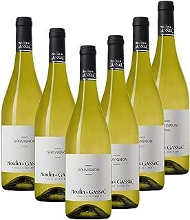Moulin de Gassac Sauvignon Blanc, White Wine, 750ml (Case of 6)