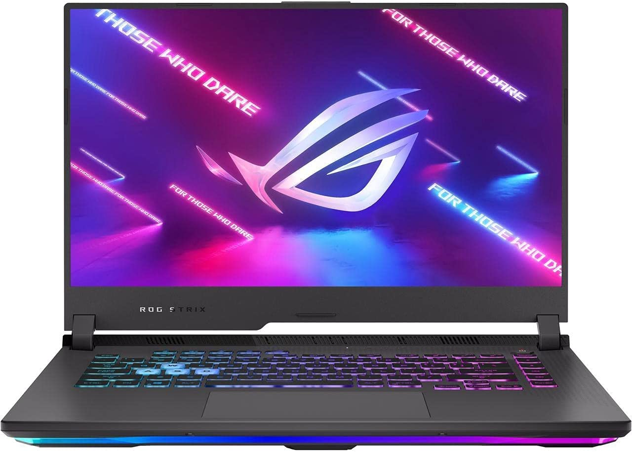 Brand new ASUS Regular dealer ROG Strix G15 2021 Gaming FH Laptop 144Hz Type 15.6