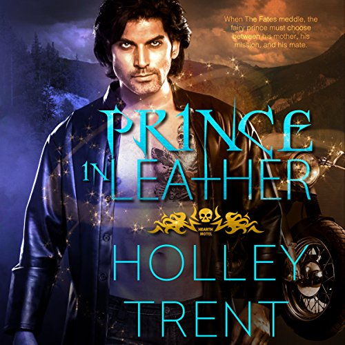 Prince in Leather audiobook cover art