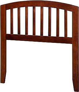 Atlantic Furniture Richmond Headboard, Twin, Walnut