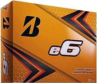 توپ های گلف Bridgestone 2019 e6 (یک دوجین)