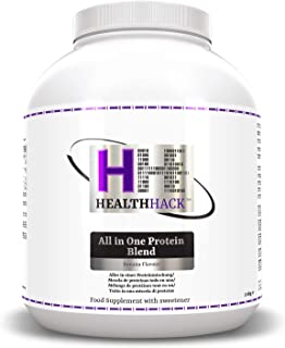 Health Hack - All in One Blend, 2,5 kg, plátano