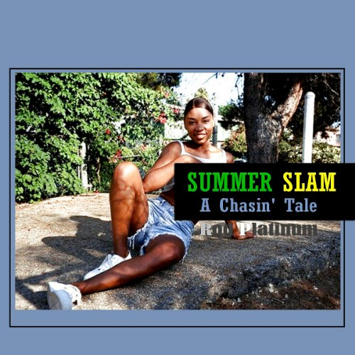 Summer Slam audiobook cover art