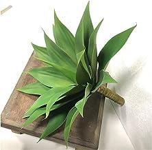 JIAN 45/50 / 55cm tropische boom grote kunstmatige agave nep succulente planten plastic bladeren tak groene aloë fit for b...