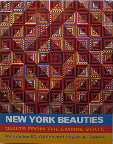 new york beauty quilt - 9