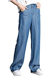 outlet store efdd6 de4ac Amazon.it: JEANS LEGGERI - Donna: Abbigliamento