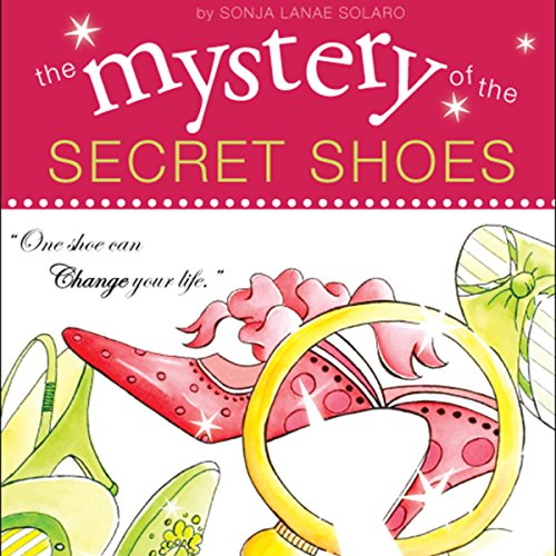 The Mystery of the Secret Shoes cover art