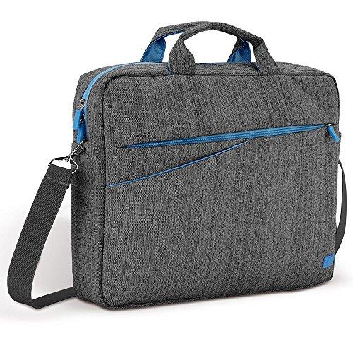 deleyCON Notebooktasche Laptoptasche bis 15,6