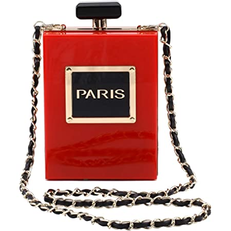 Women Acrylic Evening Bags Clutch Vintage Banquet Handbag Lipstick Purses Shape