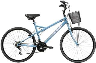 Bicicleta Mobilidade Caloi Ventura Aro 26 21 Velocidades Azul