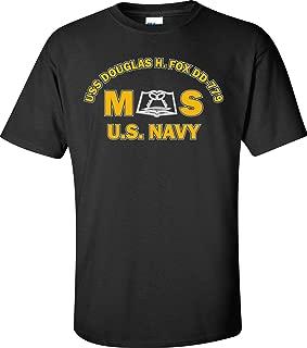 USS Douglas H. Fox DD-779 Rate MS Mess Management Specialist