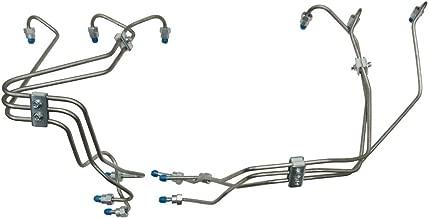 Non-Intercooled Injection Line Set For 5.9L Dodge Cummins 89-91 12v 6BT