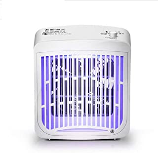 YSYW Zapper Lámpara Eléctrica LED para Matar Mosquitos Y Mosquitos 220V Pulga Insectos Mosquitos Repelente 3.2W Luces contra Las Trampas para Mosquitos UVA Interior