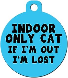 Cute Cat Pet Tag Personalize