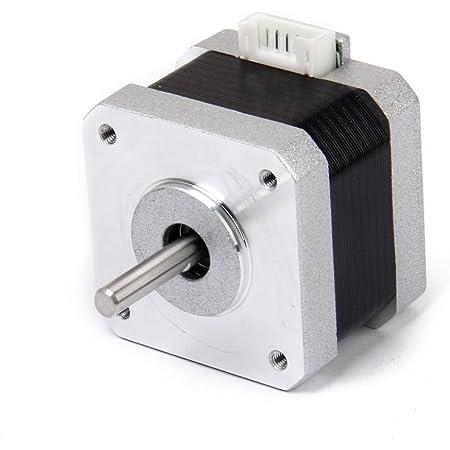 REES52 Nema 17 3D Printer 2-phase 4-wire Stepper Motor for 1.8Deg 17HD34008-22B