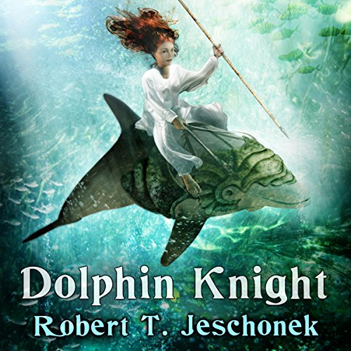 Dolphin Knight audiobook cover art