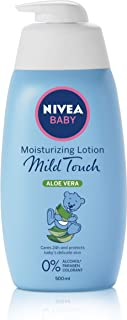 NIVEA, Baby, Lotion, Mild Touch, 500ml