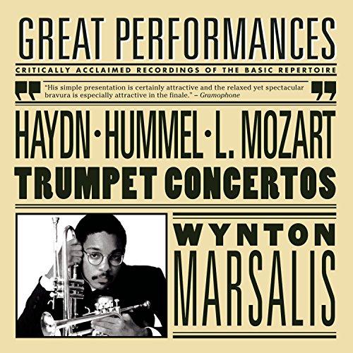 Price comparison product image Haydn,  Hummel & L. Mozart: Trumpet Concertos