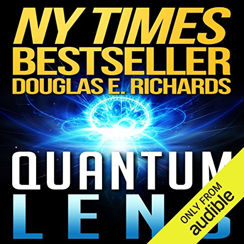 Quantum Lens audiobook cover art