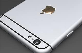 Chrome Apple Logo Color Changer Vinyl Sticker Decal iPhone 6,Plus,5s,5c