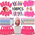 Spa Party Favors for Girls Multiple Spa Party Supplies- (12…