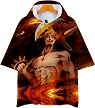De zeven dodsünden 3D print T-shirt, mannen hoodie...