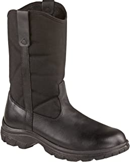 "Thorogood Men's Soft Streets Series 10"" Pull-on Wellington Boot"