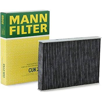 Mann Filter CUK 3124-2 Filtro de Aire Adsotop