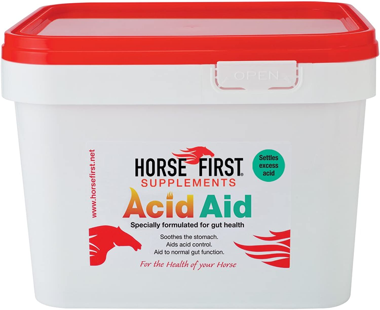 Horse First Acid Aid 5kg  Clear, 5Kg