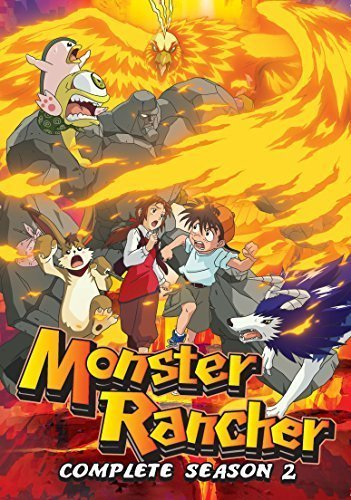 Monster Rancher: Complete Season 2 by Alliance