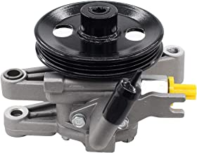 NewYall Power Steering Pump with Pulley