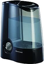 Honeywell HWM705B Filter-Free Warm Moisture Humidifier, Black