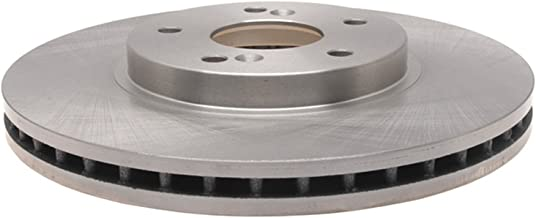 ACDelco 18A1095A Advantage Non-Coated Front Disc Brake Rotor
