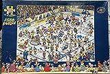 """Jumbo Puzzle - IJshockey Hockey Sur Glace Eishockey Ice Hockey 1500 Pieces 60 x 90 cm / 23.6"""" x 35.4"""""""