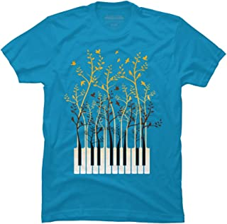 Music Jungle Men's Graphic T Shirt