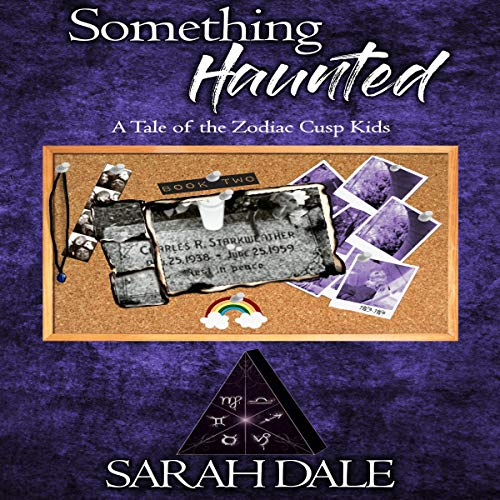 Something Haunted audiobook cover art