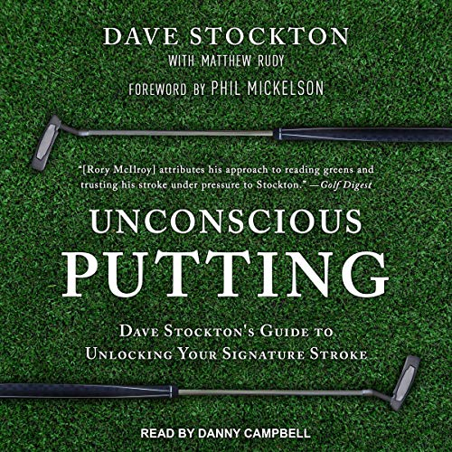 Unconscious Putting  By  cover art