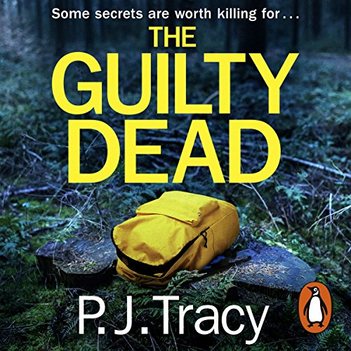 The Guilty Dead audiobook cover art