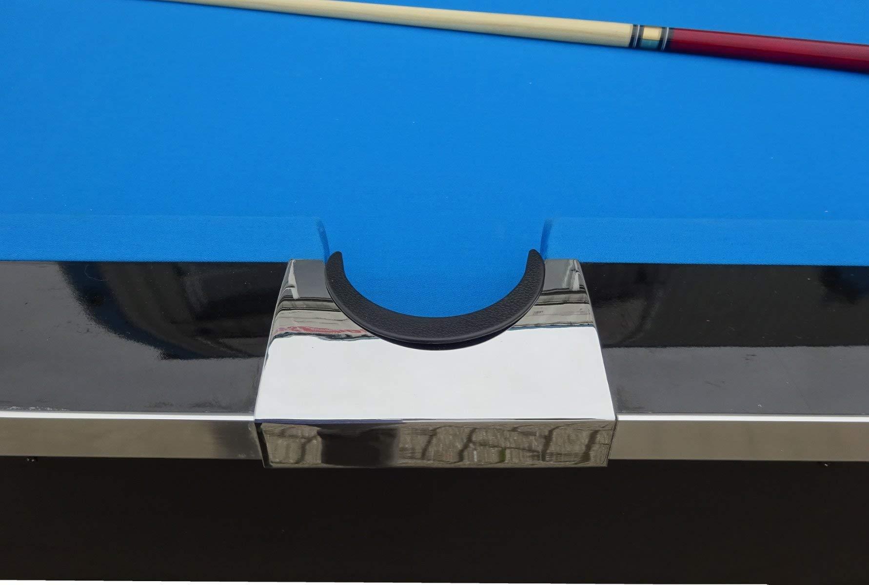 BuckShot Mesa de Billar Lemans 7ft 2 Leg - 213x121 cm - 320kg ...