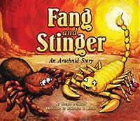 Fang & Stinger, an Arachnid Tale 1891795643 Book Cover