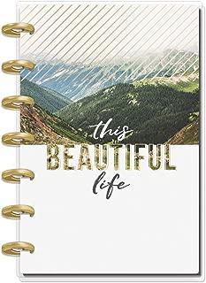 Me & My Big Ideas PLNM-105 The Happy 2019 12 Month Mini Planner Adventures Jan 2019 - Dec 2019