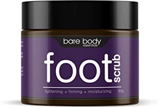 Bare Body Essentials Foot Scrub 50g