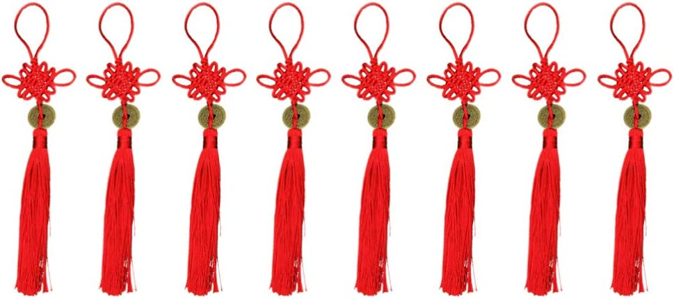 Ranking TOP3 BESPORTBLE Chinese New Year Ornament T with discount Pendant Knot