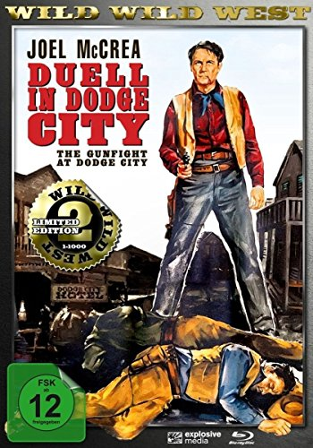 Duell in Dodge City (Drauf und dran / Gunfight at Dodge City) [Blu-ray & DVD] [Limited Edition]