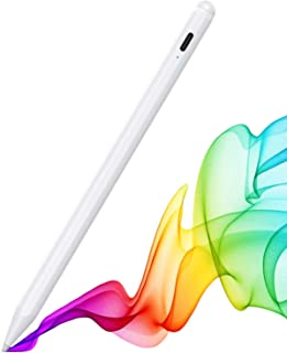 Stylus Pen 2nd Gen, iSkey Active Stylus Pencil with Palm Rejection Compatible with iPad 2019(7th Gen 10.2 Inch)/2018(6th G...