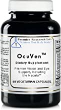 OcuVen TM, 60 Capsules - Premier Vision and Eye Support, Including The Macula Featuring Lutein and Zeaxanthin