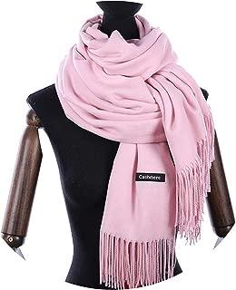 Women cashmere scarf winter scarfs shaw lhijab luxury pashmina schal ladies scarves