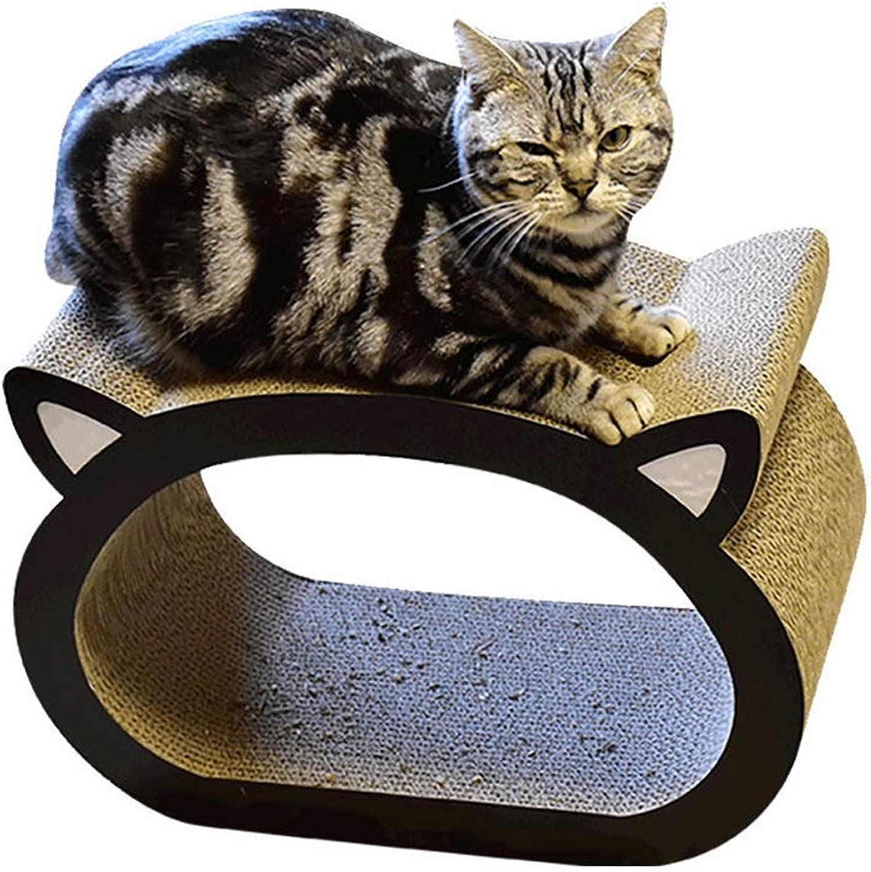 North cool Cat Nail Care Cat Scratch Board Toy Corrugated