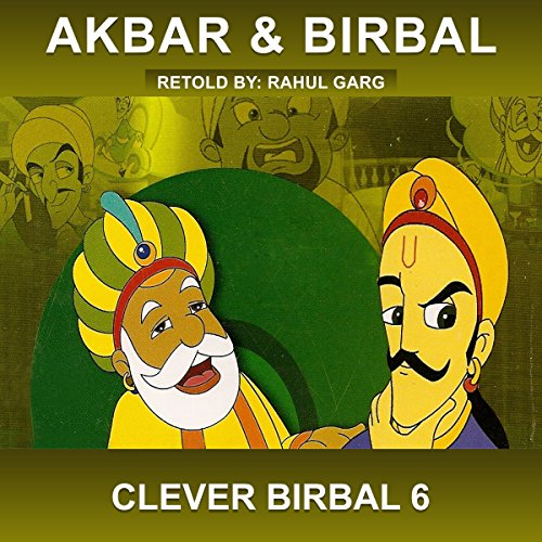 Akbar & Birbal audiobook cover art